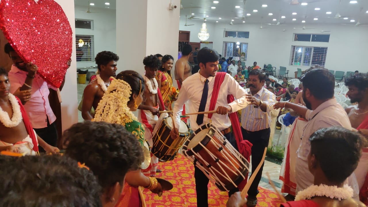 best Chenda Melam for marriage in hyderabad